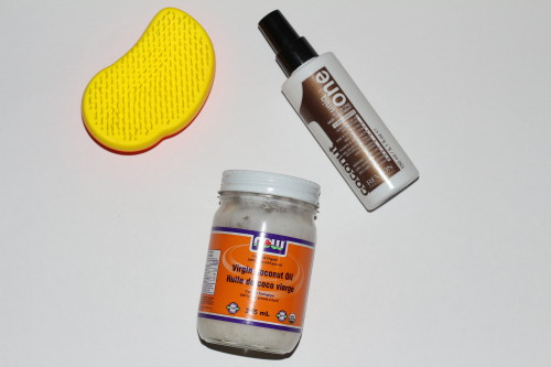 Products I use for my hair