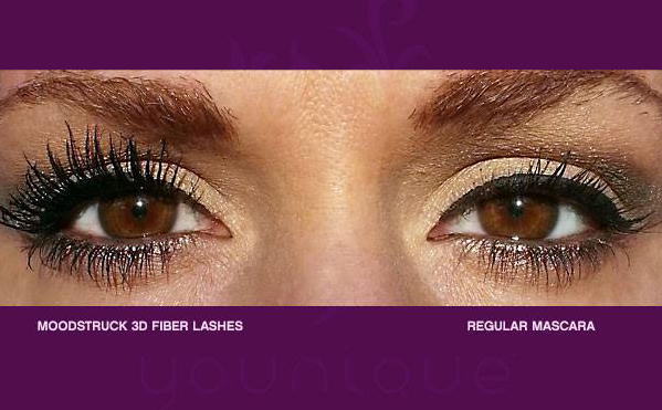 Instant long and thick lashes