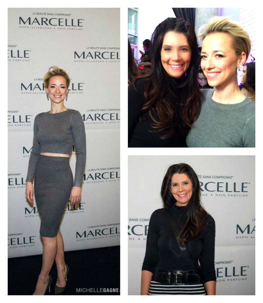 Marcelle Exclusive Event with Karine Vanasse