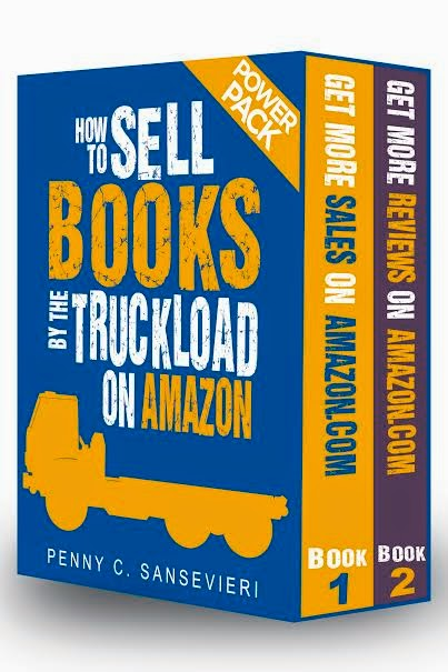 how to sell books by the truckload on amazon power pack edition by penny c sansevieri review. Black Bedroom Furniture Sets. Home Design Ideas