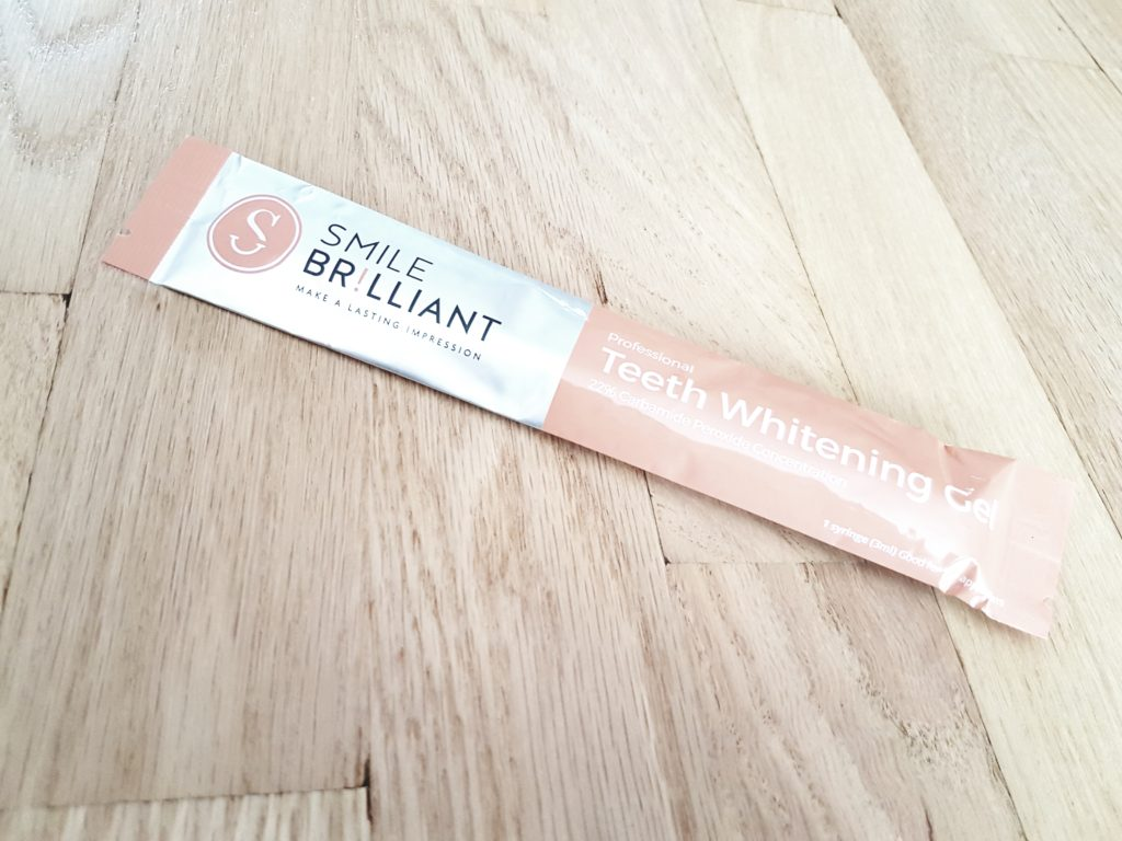 Smile Brilliant Teeth Whitening Gel