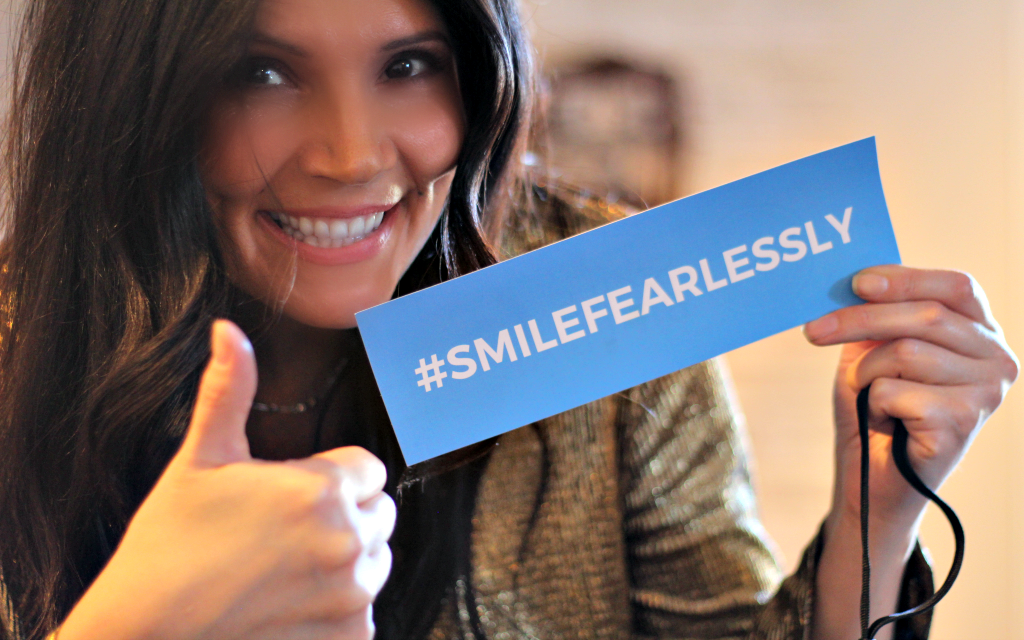 #SmileFearlessly Smile Brilliant